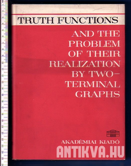 Truth Functions and the Problem of their Realization by Two-Terminal Graphs