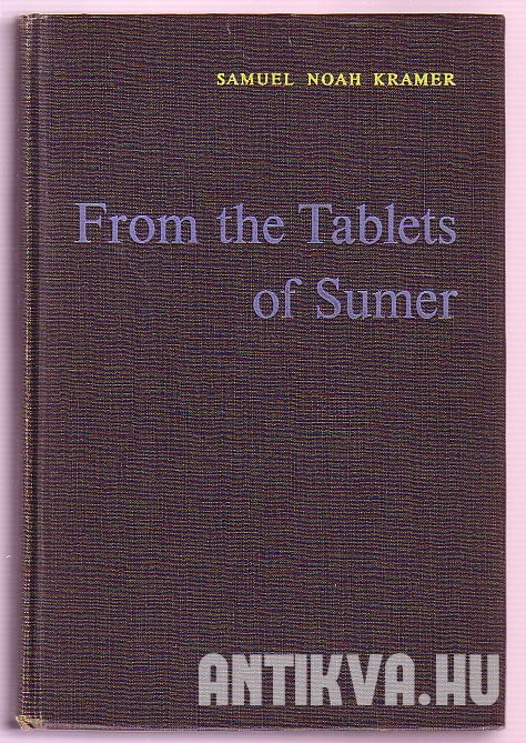 From the Tablets of Sumer