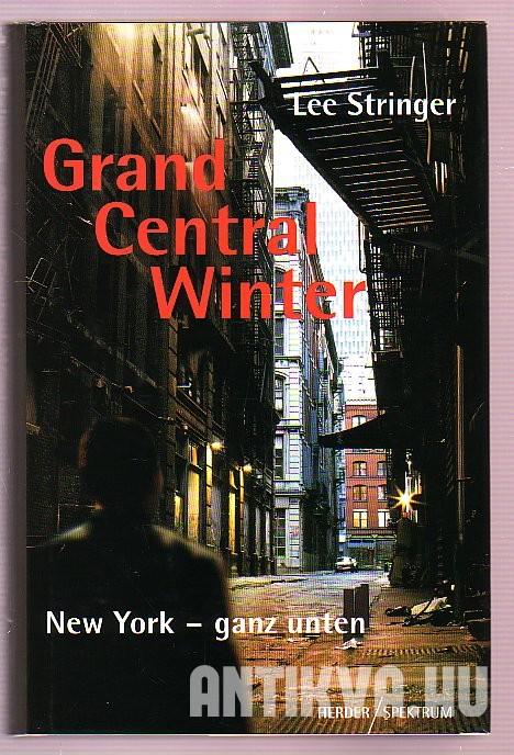 Grand Central Winter. New York - ganz unten