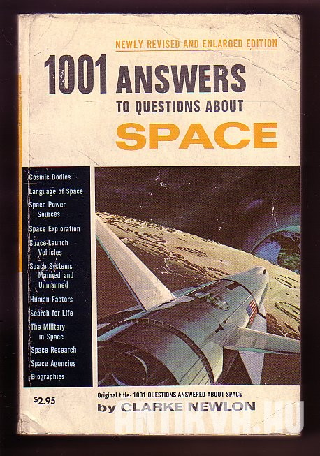 1001 Answer to Questions About Space