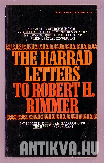 The Harrad Letters