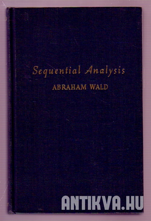Sequential Analysis