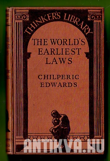 The World's Earliest Laws
