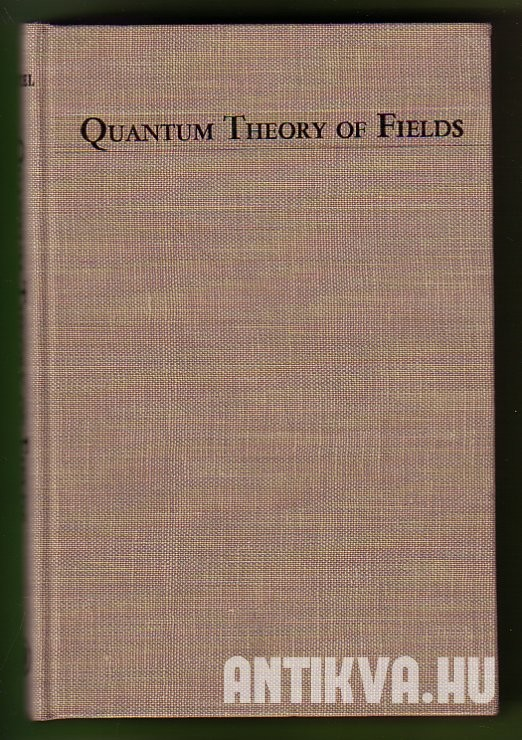 Quantum Theory of Field