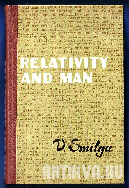 Relativity and Man