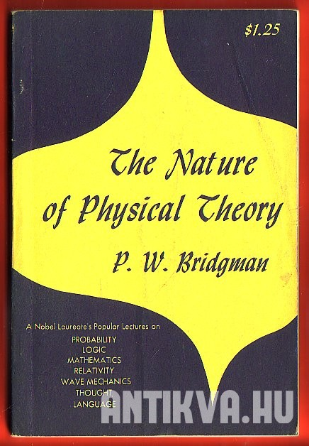 The Nature of Physical Theory