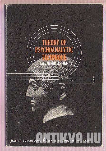 Theory of Psychoanalytic Technique