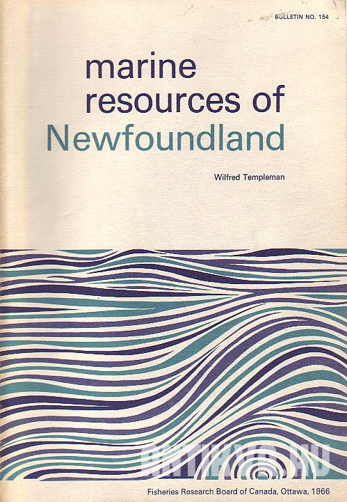 Marine Resources of Newfoundland